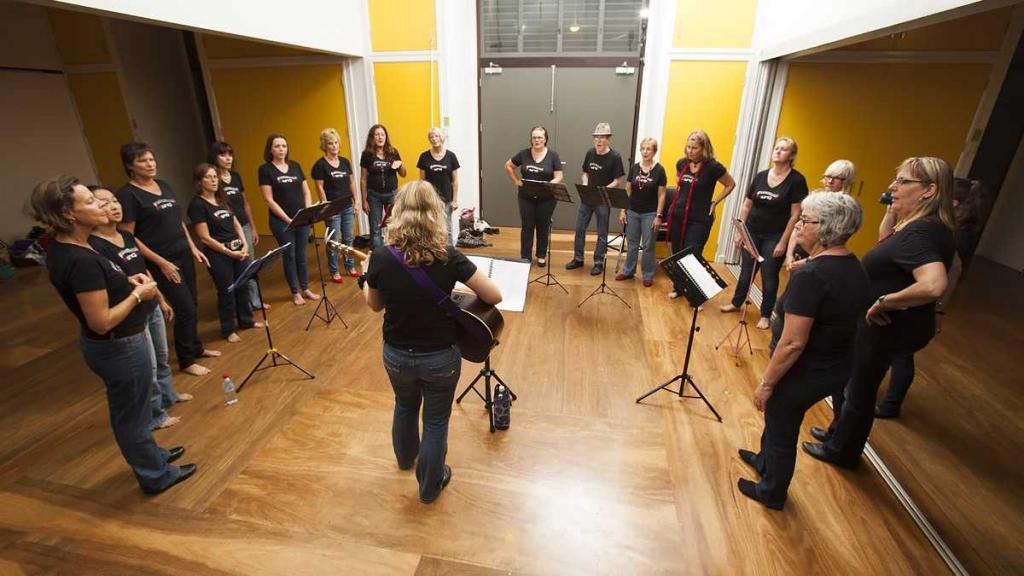 sunshine coast choir insingc choir