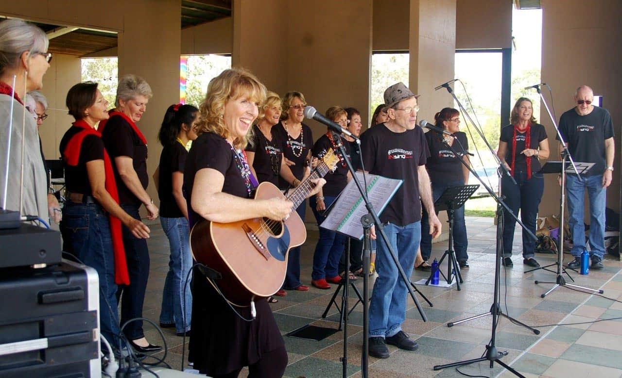 sunshine coast choir - insingc choir
