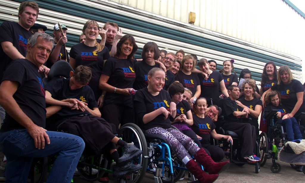 music for people with disabilities sunshine coast